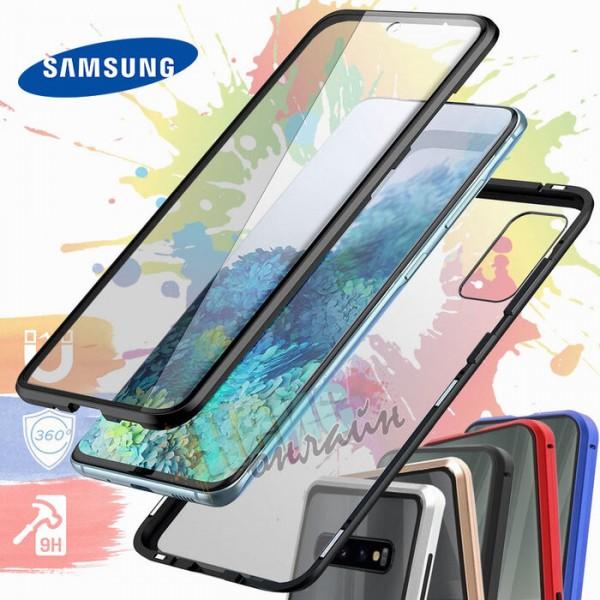Samsung S21 Ultra 360 Magnetic Case Предно и задно стъкло