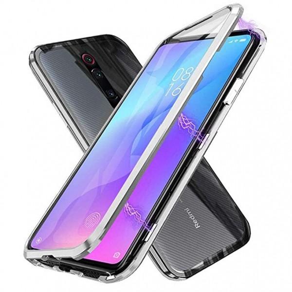 360 Magnetic Case с предно и задно стъкло Huawei P40 Lite